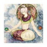 Genesis Giclee Print by Meiya Y