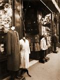 Avenue des Gobelins, 1926 Fotografie-Druck von Eugène Atget