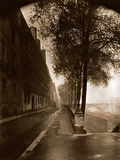 Quai D'Anjou,Paris 1926 Photographic Print by Eugène Atget