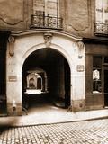 3 Rue des Lions, Hotel des Parlementaires Photographic Print by Eugène Atget