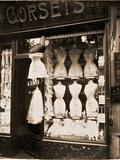 Boulevard de Strasbourg 1912 Fotografie-Druck von Eugène Atget