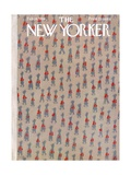 The New Yorker Cover - February 14, 1959 Giclee Print by Charles E. Martin