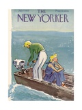 The New Yorker Cover - July 17, 1937 Giclee Print by Alice Harvey
