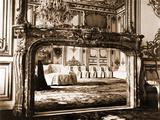 Hotel Matignon, 57 Rue de Varenne, 7th Arrondissement, 1905 Reproduction photographique par Eugène Atget