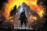 Titanfall - Militia Pilot Posters