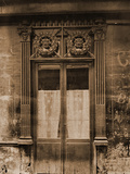 Marchand de Vins, Rue Charles V Fotografie-Druck von Eugène Atget