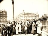 Eclipse 1912 Fotografie-Druck von Eugène Atget
