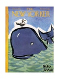 The New Yorker Cover - June 23, 1962 Regular Giclee Print by Peter Arno