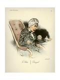 La Potion Draught Giclee Print by Honoré Daumier