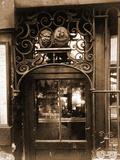Grille de Marchand de Vins, 3 Rue de l'Larbalete Photographic Print by Eugène Atget