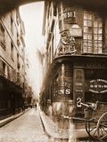 Au Remouleur, Eugene Atget, 1899 Reproduction photographique par Eugène Atget