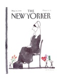 The New Yorker Cover - May 14, 1990 Regular Giclee Print by R.O. Blechman