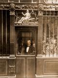 A L'Homme Arme, 25 Rue des Blancs Manteaux, Paris 1900 Photographic Print by Eugène Atget
