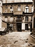 Hotel de Meslay Photographic Print by Eugène Atget