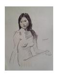 She May Love Again Giclee Print by Nobu Haihara