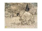 The Poet's Garden Giclee Print by Van Gogh