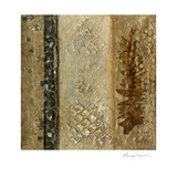 Earthen Textures VII Posters by Beverly Crawford