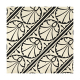 Ornamental Tile Motif VI Prints by  Vision Studio