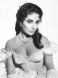 Elizabeth Taylor, Raintree County, 1957 Photographie