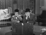 Oliver Hardy, Stan Laurel, Pack Up Your Troubles, 1932 Fotografisk trykk