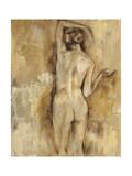 Nude Figure Study V Prints by Jennifer Goldberger