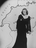 Madeleine Carroll, Secret Agent, 1936 Photographic Print
