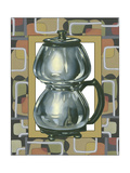 June's Coffee Pot Premium Giclee Print