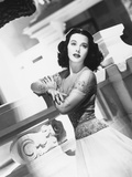 Hedy Lamarr Photographic Print
