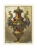 Decorative Urn, PL 77 Posters