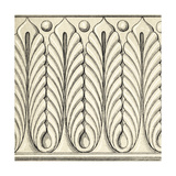 Ornamental Tile Motif IX Posters by  Vision Studio