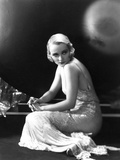 Carole Lombard, 1930 Photographic Print