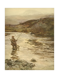 Trout Fishing Posters