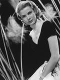Grace Kelly, Rear Window, 1954 Fotografická reprodukce