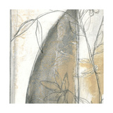 Neutral Garden Abstract III Posters by Jennifer Goldberger