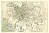 Landmarks of Rome Reprodukcje autor Felix Benoist