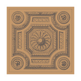Terra Cotta Tile III Prints by  Vision Studio