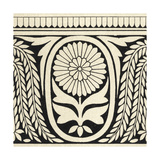 Ornamental Tile Motif VIII Prints by  Vision Studio