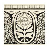 Ornamental Tile Motif VIII Posters by  Vision Studio