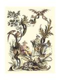 Oriental Garden III Prints