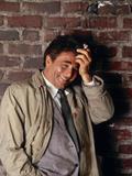 Peter Falk, Columbo, 1968 - Fotografik Baskı