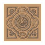 Terra Cotta Tile VI Giclee Print by Vision Studio