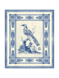 Small Toile De Jouy II Premium Giclee Print by  Vision Studio
