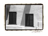 Bermuda Architecture VII Premium Giclee Print by Laura Denardo
