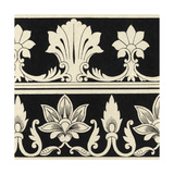 Ornamental Tile Motif II Art by  Vision Studio
