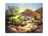 Desert Beauty Prints by Maxine Johnston