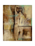 Abstract Proportions III Prints by Jennifer Goldberger