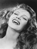 Rita Hayworth Fotografická reprodukce
