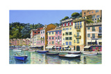 Portofino Prints by Michael Swanson