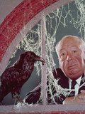 Alfred Hitchcock, The Birds, 1963 Papier Photo