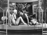 Franchot Tone, Joan Crawford, Dancing Lady, 1933 Photographie